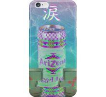 Neon Genesis Evangelion - Rei Ayanami - VAPORWAVE / AESTHETIC iPhone Case/Skin