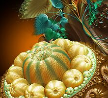 Pumpkin Pie anyone?? by Desirée Glanville AKA DevineDayDreams