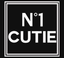 No 1 Cutie One Piece - Short Sleeve