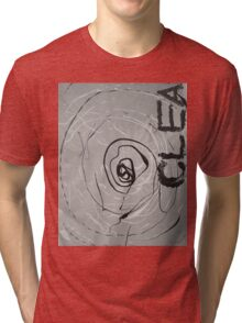 Clea - Guess The Hand Tri-blend T-Shirt