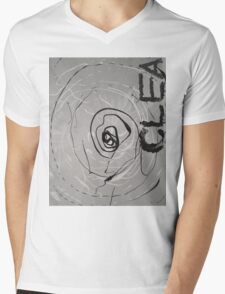 Clea - Guess The Hand Mens V-Neck T-Shirt
