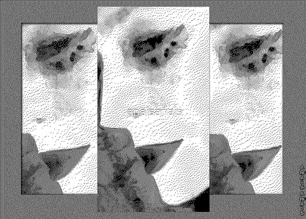 CollageMonAmour (Inchiostro Nero) by anaisanais
