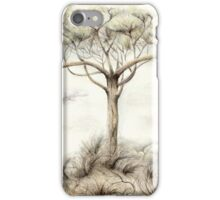 The White Tree iPhone Case/Skin