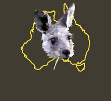 Tshirt Kangaroo & Australia Unisex T-Shirt