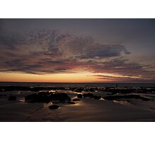 Fisherman - James Price Point Photographic Print