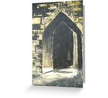 Gateway Greeting Card