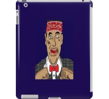 Pee Wee Loc Dog iPad Case/Skin