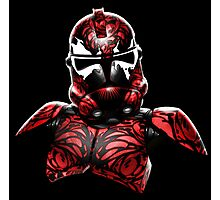 Star Wars - Stormtrooper - Carnage - Spiderman Photographic Print
