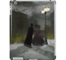 Jack the Ripper On the Hunt by Sarah Kirk iPad Case/Skin