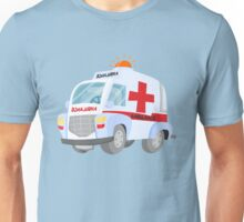 Ambulance (Ground Vehicles) Unisex T-Shirt
