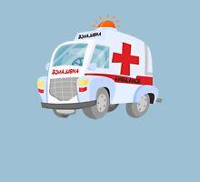 Ambulance (Ground Vehicles) Unisex T-Shirt