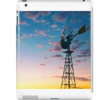Outback Windmill iPad Case/Skin