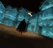 Jack the Ripper On the Hunt by Sarah Kirk by esotericaart