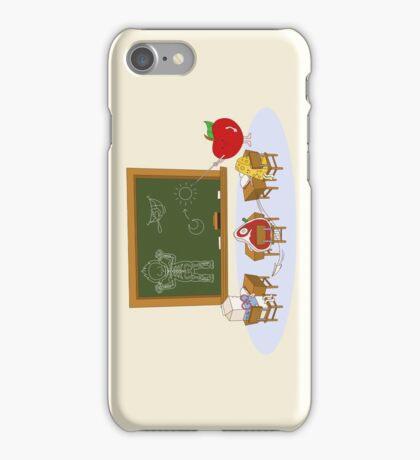 Human learning iPhone Case/Skin