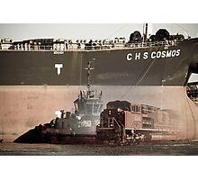 Iron Ore Photographic Print
