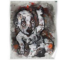 Child, Bernard Lacoque-1 Poster