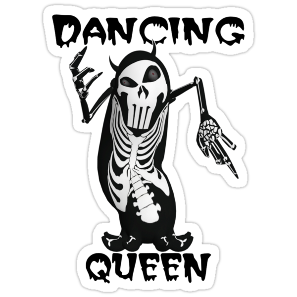 The Dancing Queen  by LoneAngel
