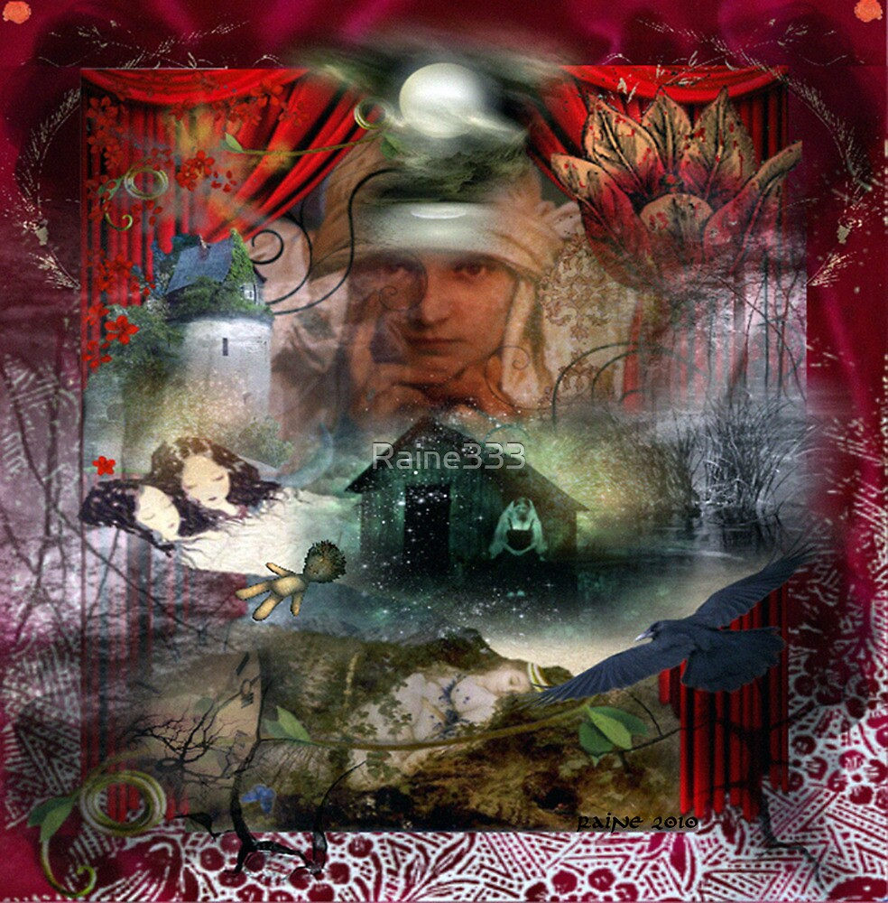The Dream Weaver by Raine333