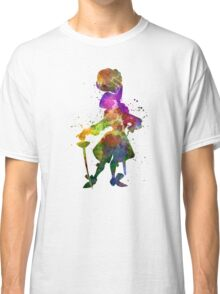 Captain Hook in watercolor Classic T-Shirt