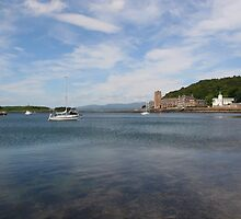 Sea View at Oban by Paul Bettison