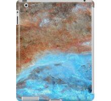 "Large Wall Art , Abstract art, Contemporary art, Original textured painting, Nature Wall Art ""DRIFT"" iPad Case/Skin"