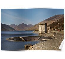 Silent Valley, Co Down Poster