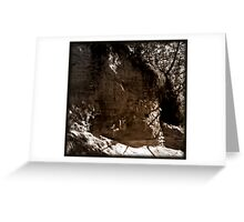 Spirits of the Hills Collection -  World Turtle Greeting Card