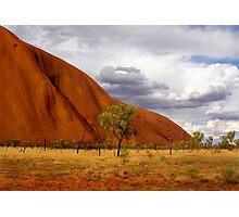 Central Australia - Uluru II Photographic Print