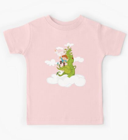 Jack and the Beanstalk Kids Tee