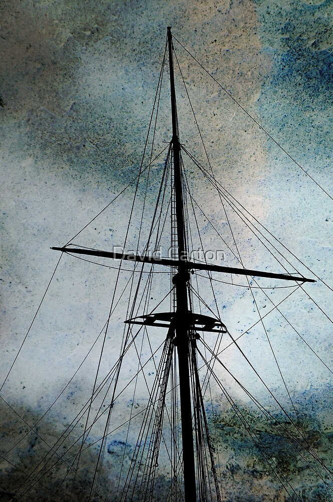 The ghost ship by buttonpresser