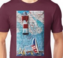 Exclusive: My Creations Artistic Sculpture Relief fact Main 15 THE PAINT (c)(h) by Olao-Olavia / Okaio Créations Unisex T-Shirt