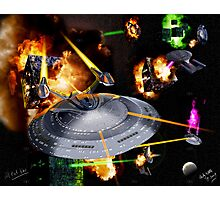 Star Trek-All Out War Photographic Print