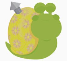 Snail (male) Baby Tee