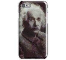 Einstein by John Springfield iPhone Case/Skin