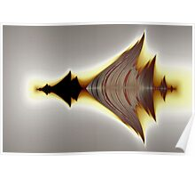 Almost Cubic Manifestations No. 11 Poster
