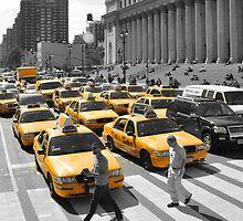 Yellow Cab Jam by Tyson Battersby