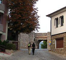 Walking in Ohrid by Maria1606