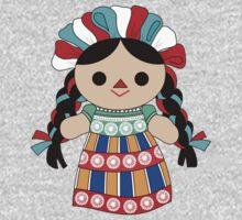 Maria 6 (Mexican Doll) Kids Tee