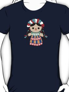 Maria 6 (Mexican Doll) T-Shirt