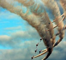 The  Red Arrows by SuzyFoo