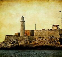 El Morro lighthouse, Havana, Cuba  by buttonpresser