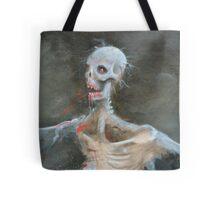 Al The Zombie Tote Bag