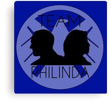Team Philinda Canvas Print