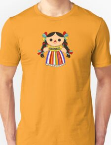 Maria 2 (Mexican Doll) Unisex T-Shirt