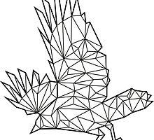Vector Bird by eadingtonanne