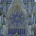 The Rose Window by Lee d'Entremont