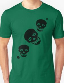 Skull Bats T-Shirt Unisex T-Shirt