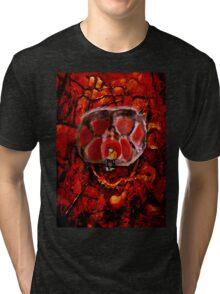 Afraid of myself Tri-blend T-Shirt