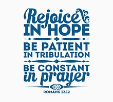 Rejoice in hope Unisex T-Shirt