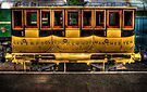 Liverpool/Manchester Times Railway Coach by Yhun Suarez